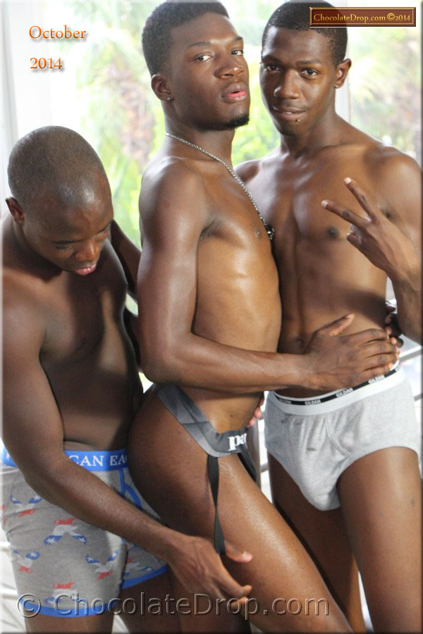 Gay Black Video October 2014